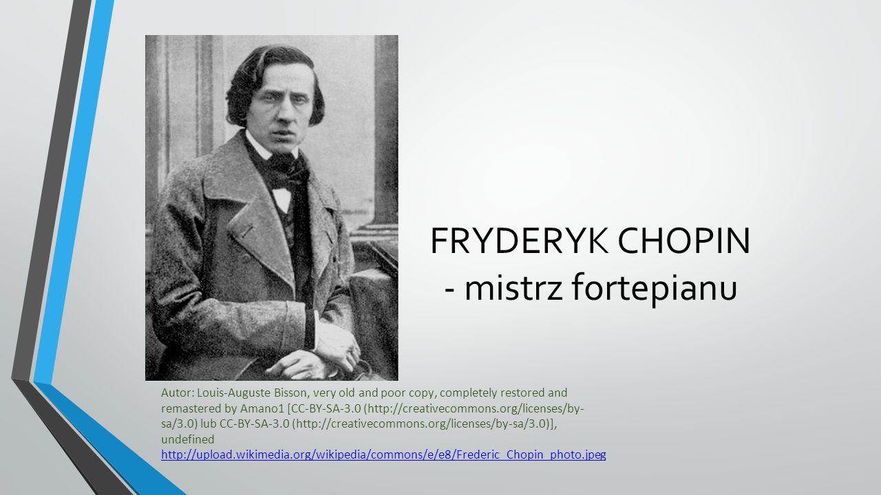 Urodził się na przełomie lutego i marca 1810r.w Żelazowej Woli, a zmarł 17 października 1849r.