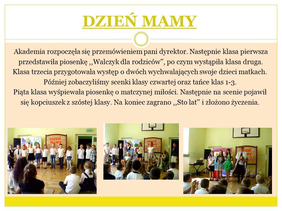 WIND BAND 25 maja uczniowie naszej szkoły pojechali na koncert zespołu,,Wind Band'' do Gorzowa Śląskiego.