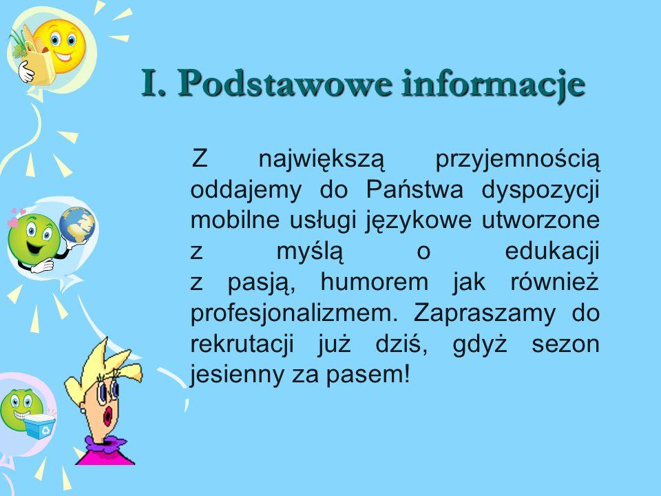"""Innowacyjne kursy językowe dla dzieci i młodzieży Mobilne Centrum Języków Obcych i Korepetycji """"NeverendingStory"""""""
