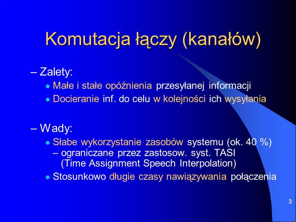 14 Sygnalizacja (cz.II - sposoby sygnalizacji) Prądem stałym (np.