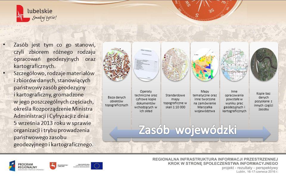 Moduł Zarządzania WODGiK dzisiaj Moduł Zarządzania WODGiK w obecnym kształcie składa się z dwóch komponentów: administracyjnego i portalowego.