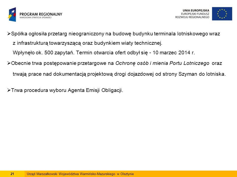 Dziękuję za uwagę Bożena Wrzeszcz - Zwada Dyrektor Departamentu Zarządzania Programami Rozwoju Regionalnego Ul.