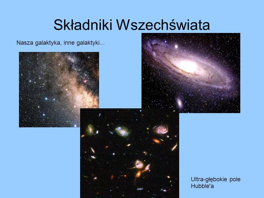 Zalety kwazarów Obraz kwazara (optyczny obraz pola z teleskopu HST i nałożony obraz rentgenowski z satelity Chandra) GB 1428+4217, Z = 4.73 odkryty przez Anetę Siemiginowską i współpracowników z Harvard/Smithsonia Center for Astrophysics.