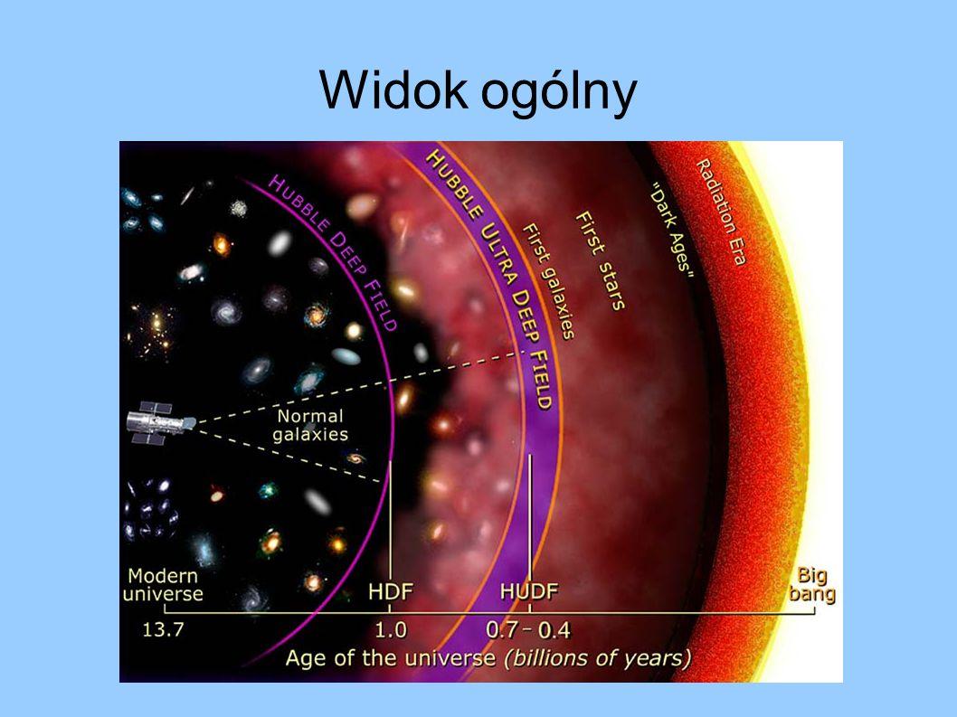A jednak ta świecąca materia to zupełnie znikoma część tego, co naprawdę wypełnia Wszechświat.