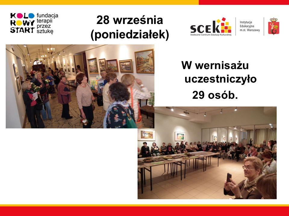 29 września (wtorek) Organizator: Biblioteka Publiczna im.