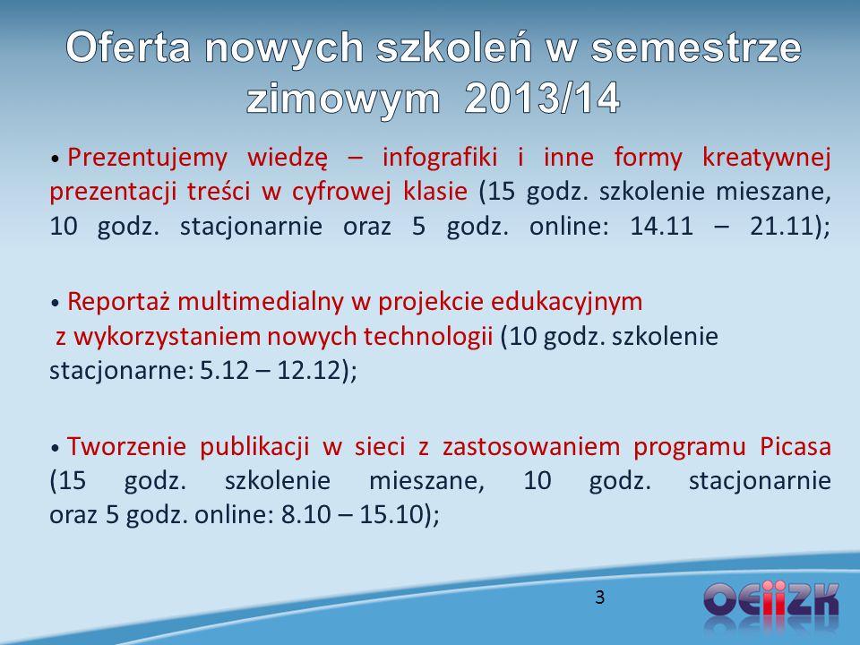 Wizyty studyjne - Uniwersytet Cypryjski, Uniwersytet w Wolverhampton W jakim stopniu technologie informacyjne i komunikacyjne oraz media cyfrowe motywują do uczenia się, aktywizują i mobilizują do samodzielnego działania i rozwiązywania problemów Termin realizacji projektu: 1 I 2014 – 31 X 2014.