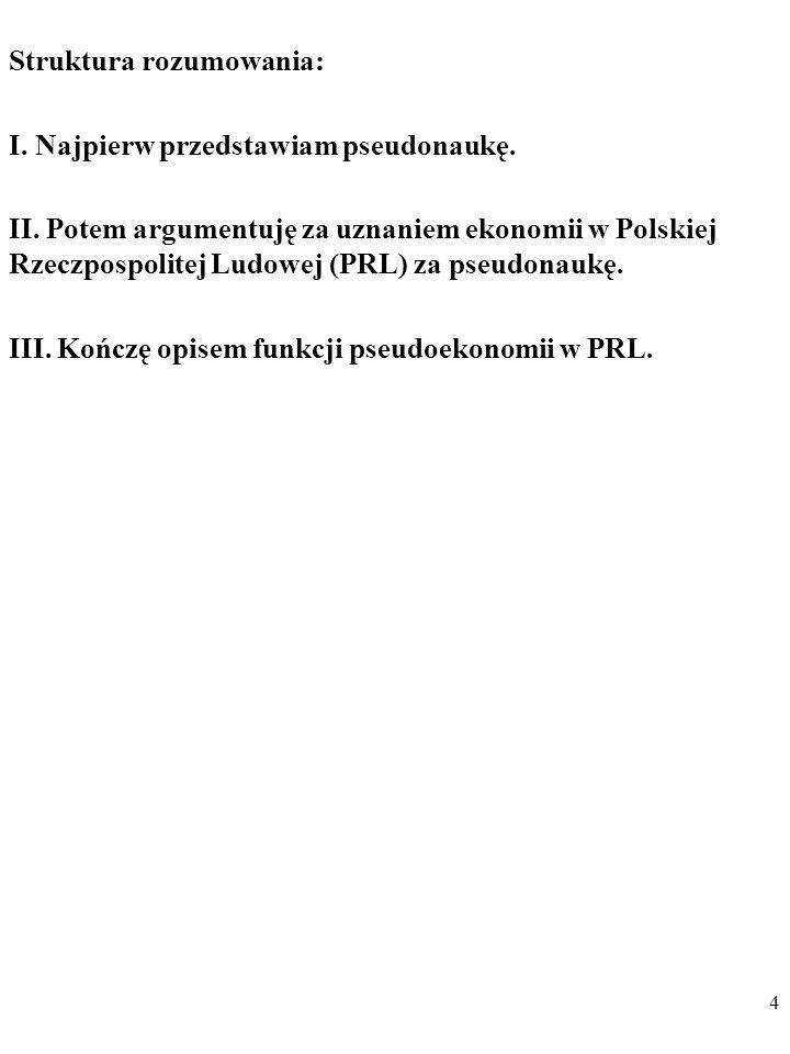 3 Ekonomia w Polsce w latach 1949-1989 jako pseudonauka
