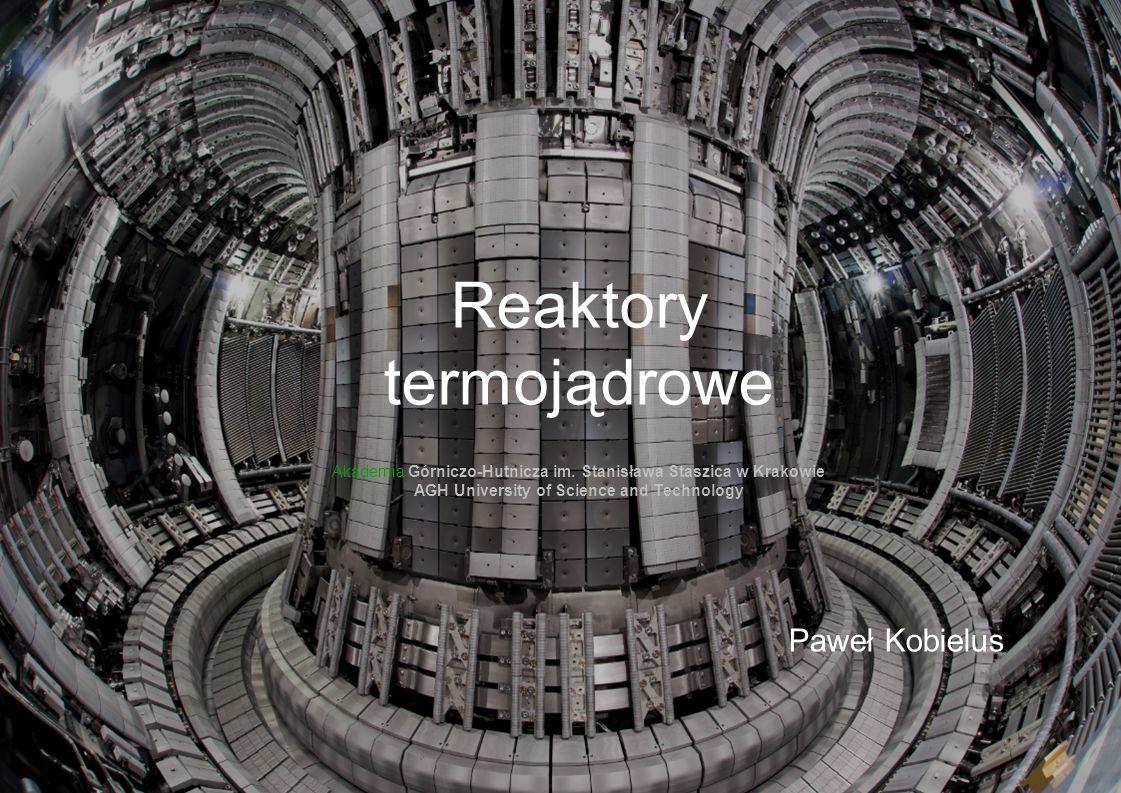 Co to jest reakcja termojądrowa.