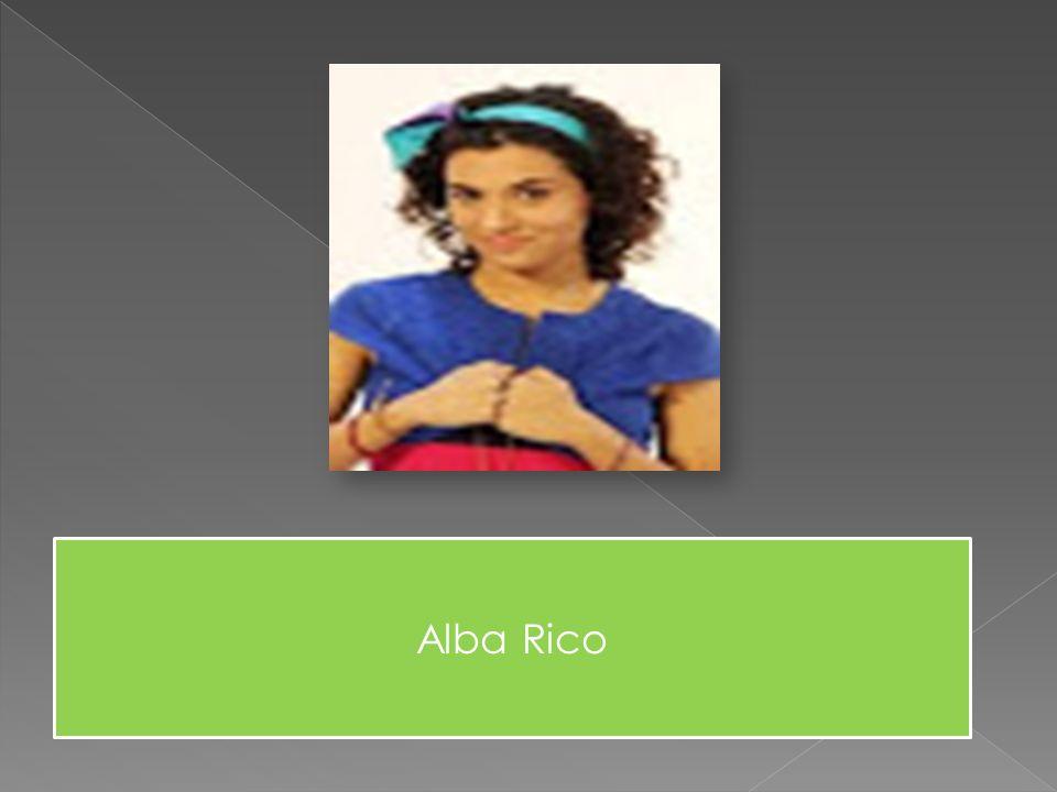 Alba Rico