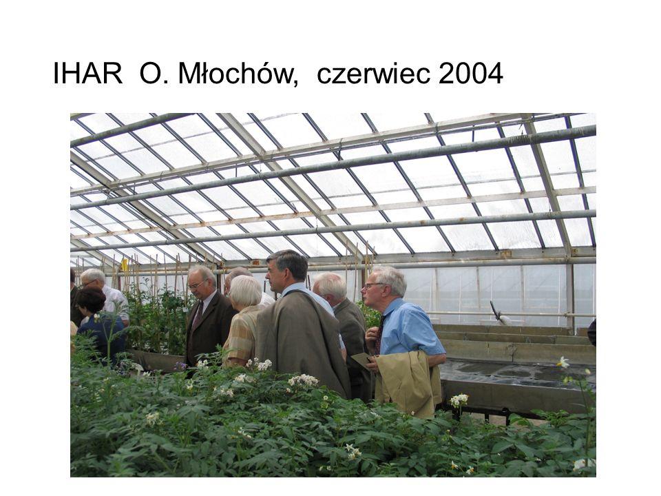 IHAR O. Młochów, czerwiec 2004