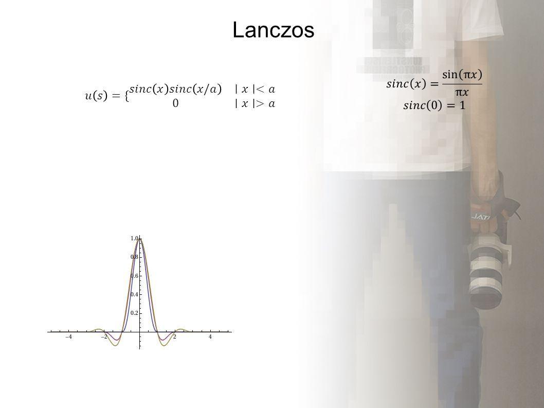 Lanczos