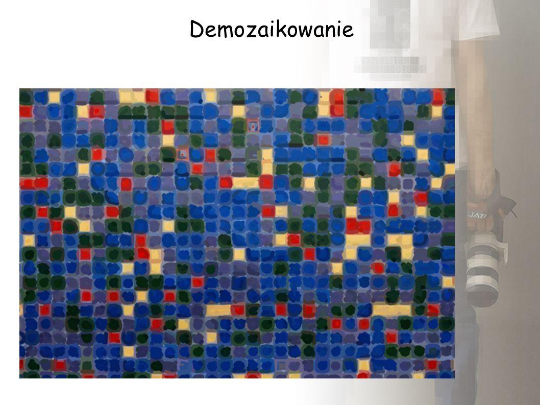 Demozaikowanie