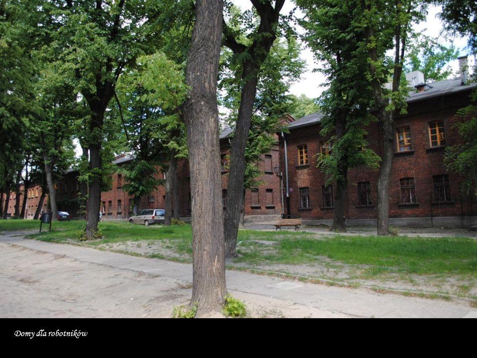 Straż ogniową w przedsiębiorstwie Scheiblera uruchomiono w czerwcu 1884 r..