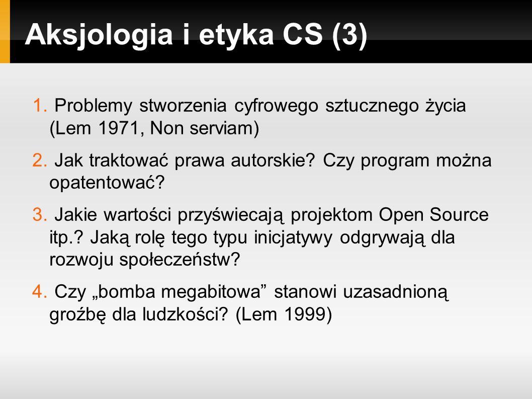 Aksjologia i etyka CS (3) 1.