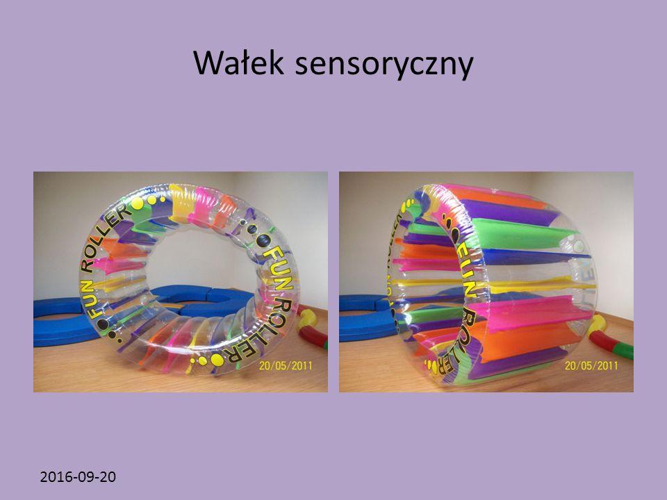 2016-09-20 Wałek sensoryczny