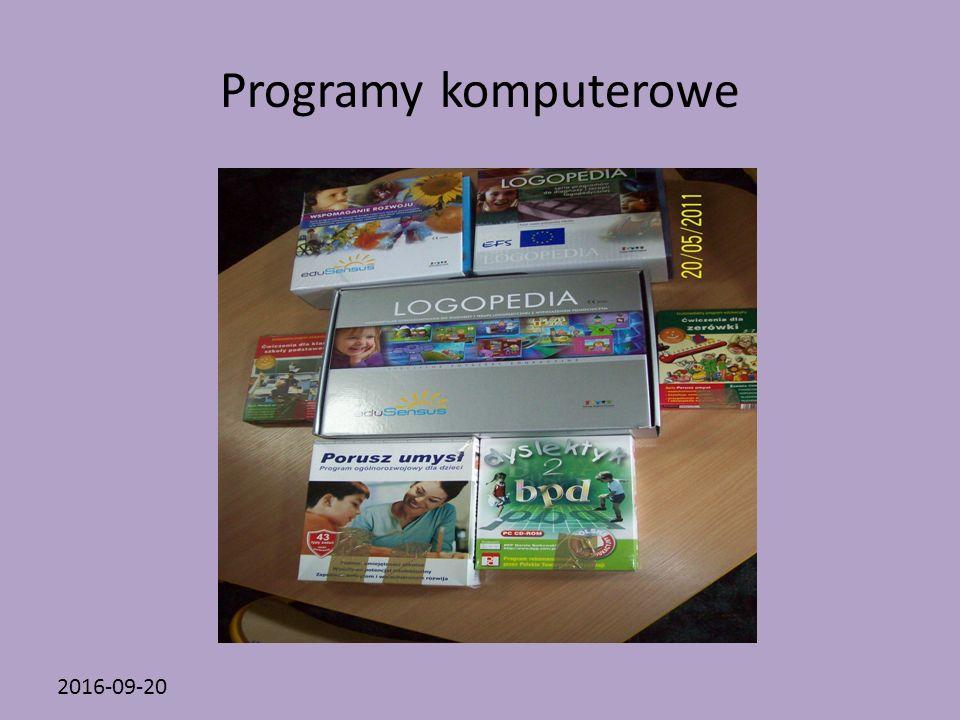 Programy komputerowe