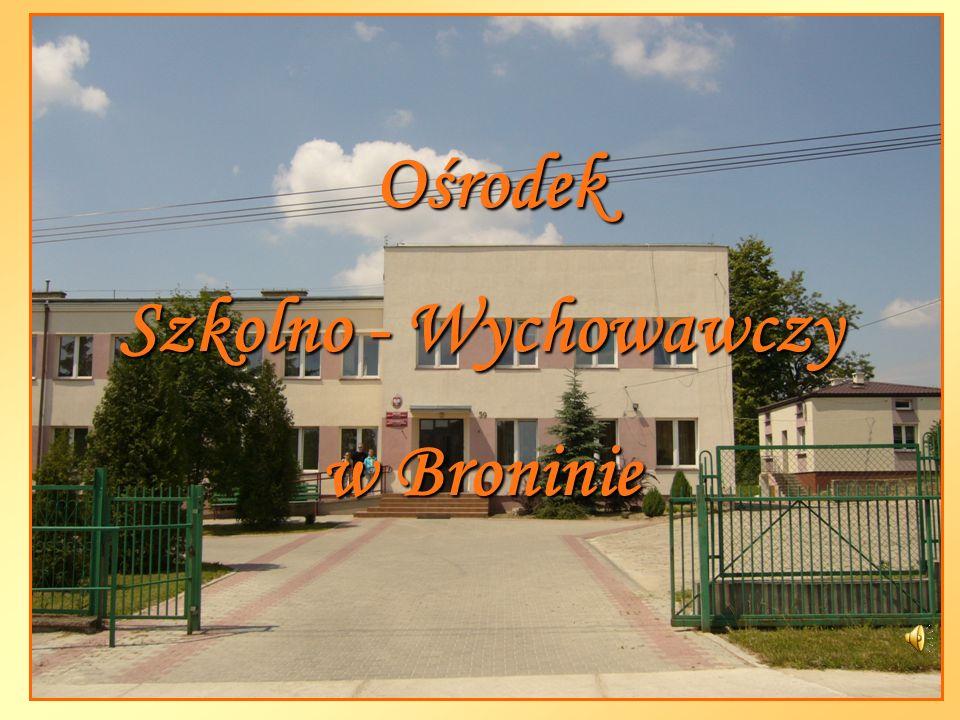 Ośrodek Ośrodek Szkolno - Wychowawczy w Broninie