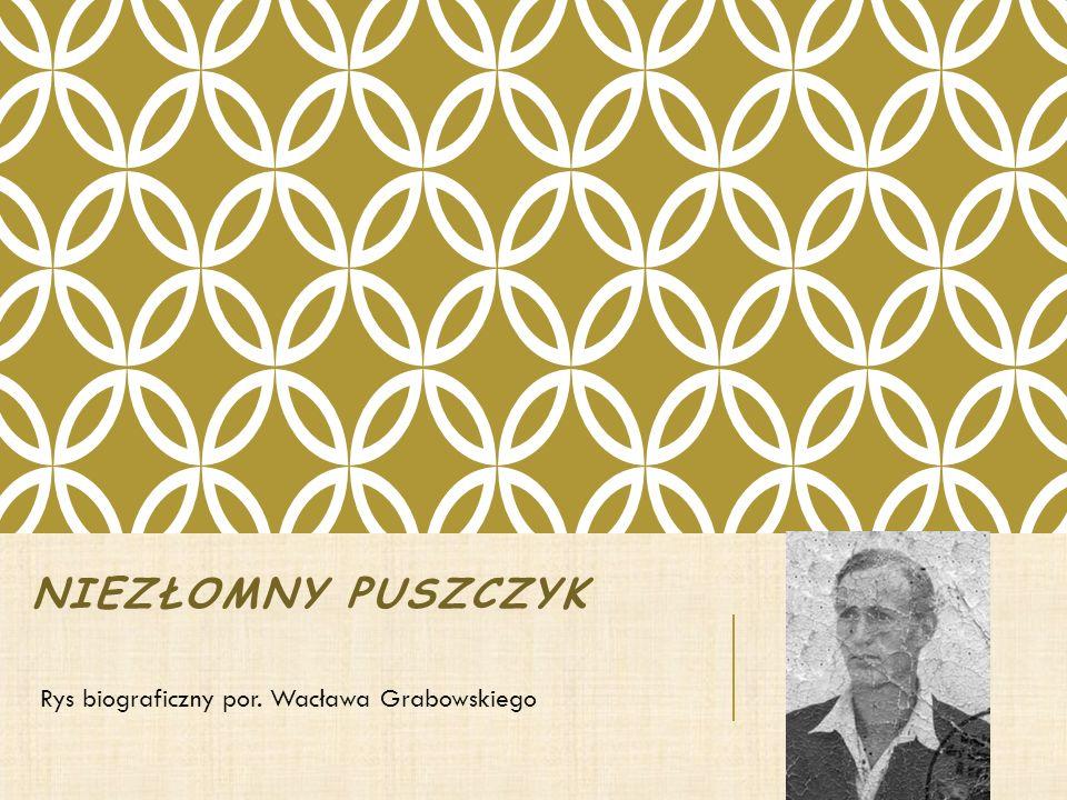 ŻOŁNIERZE NIEZŁOMNI - WYKLĘCI II Wojna Światowa dla polskiego podziemia niepodległościowego nie zakończyła się w maju 1945 roku.