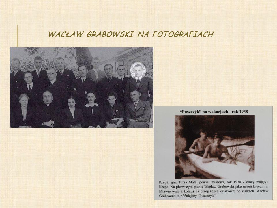 HISTORIA ODDZIAŁU PUSZCZYKA Oddział Puszczyka tworzyli: Malutki, Sowa, August, Jan, Gutek, Jastrząb, Rekin Dowodzony przez Puszczyka Oddział działał w latach 1947-1953 Oddział brał udział w akcjach przeciwko UB W 1952 roku w okolicach Konopek doszło do regularnej walki przeciwko funkcjonariuszom UB, którzy chcieli rozbić Oddział Oddział był wspierany przez społeczność lokalną Żołnierze funkcjonowali w bardzo skromnych warunkach.