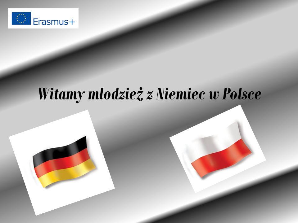 Witamy młodzie ż z Niemiec w Polsce
