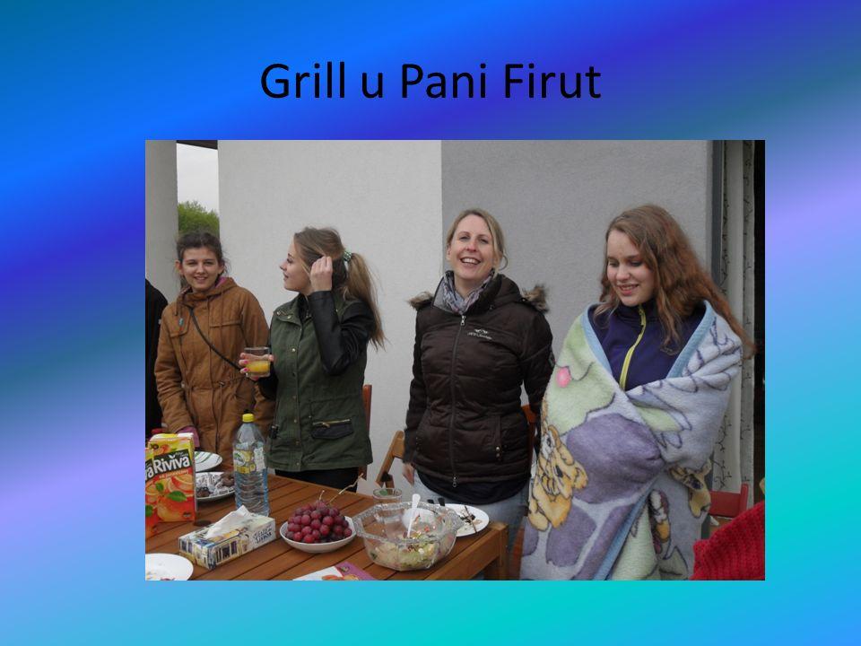 Grill u Pani Firut