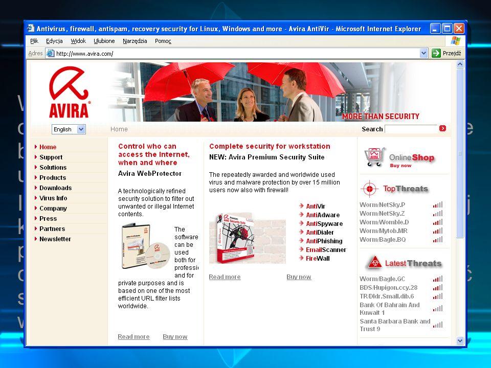 Wirusy i inne śmieci… Wirusy i inne śmieci (bo jak inaczej nazwać oprogramowanie, które instaluje się w systemie bez zgody użytkownika) od wielu lat nękają użytkowników Internetu.