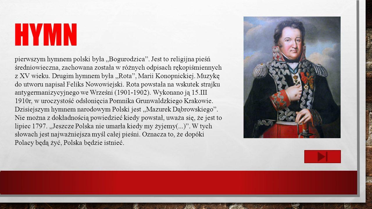 GODŁO według legendy założycielem Polski był Lech.