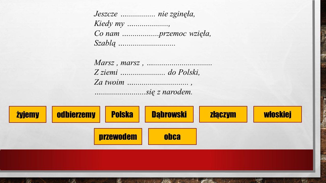 """HYMN pierwszym hymnem polski była """"Bogurodzica ."""