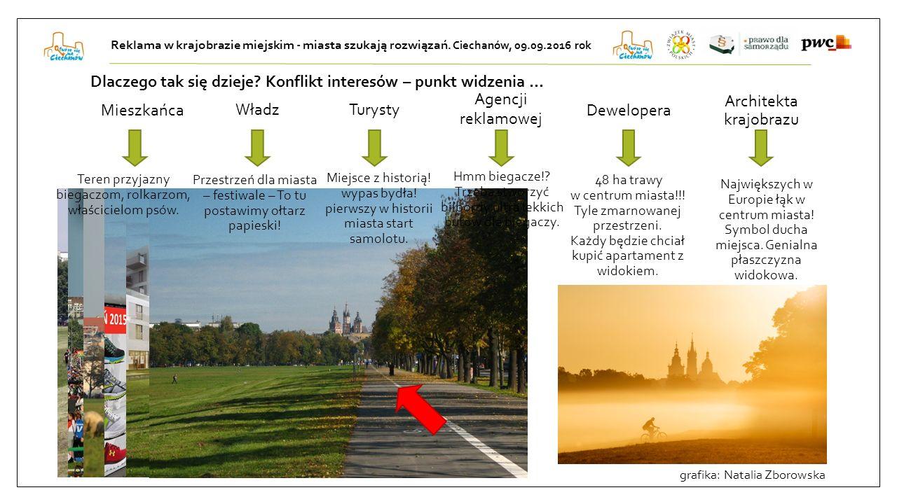 Reklama w krajobrazie miejskim - miasta szukają rozwiązań.
