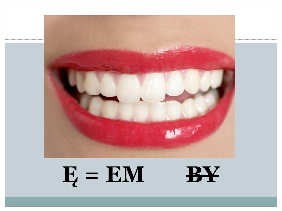 Ę = EM BY