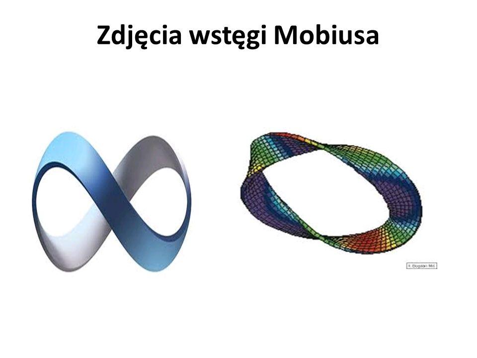 Zdjęcia wstęgi Mobiusa