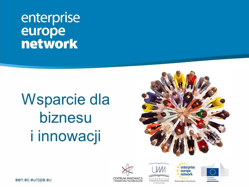 een.ec.europa.eu Wsparcie dla biznesu i innowacji