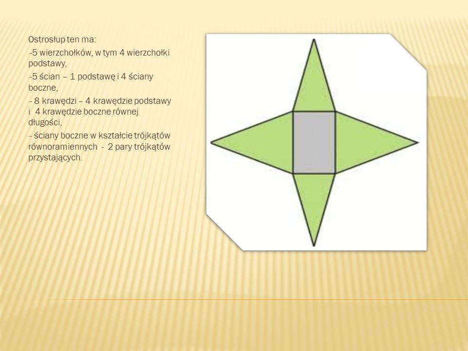  Objętość obliczamy w sposób:  V=1\3Pp*H  Inaczej jedna trzecia pola podstawy razy wysokość  Pp.- pole podstawy