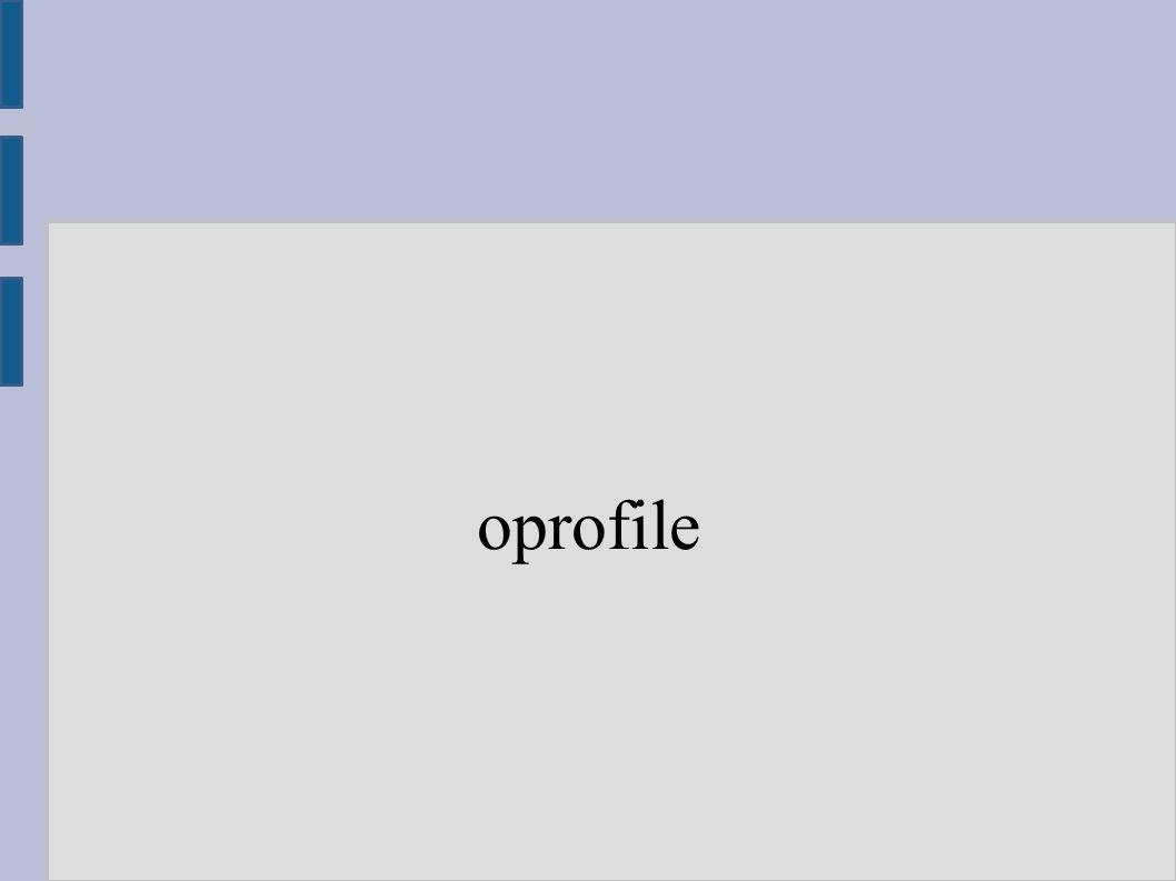 oprofile