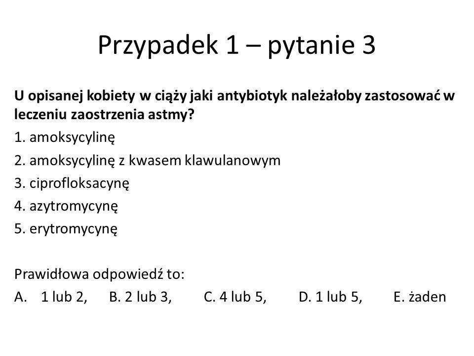 Przypadek 3 – pytanie 2 Której kategorii radiologicznej oceny sarkoidozy odpowiada opisany przypadek.