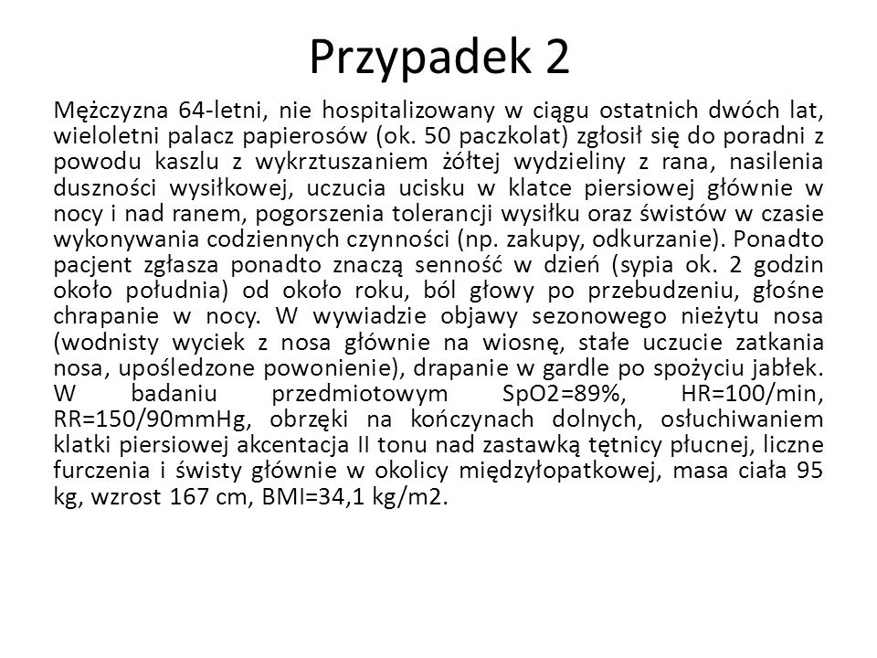 Przypadek 3 – pytanie 5 Zwiększony odsetek limfocytów (do 40%) i stosunek liczby limfocytów CD4+ do CD8+ ( > 3,5) w BAL jest stwierdzany najczęściej w: A.AZPP B.Sarkoidozie C.Idiopatycznym włóknieniu płuc D.POChP E.Gruźlicy