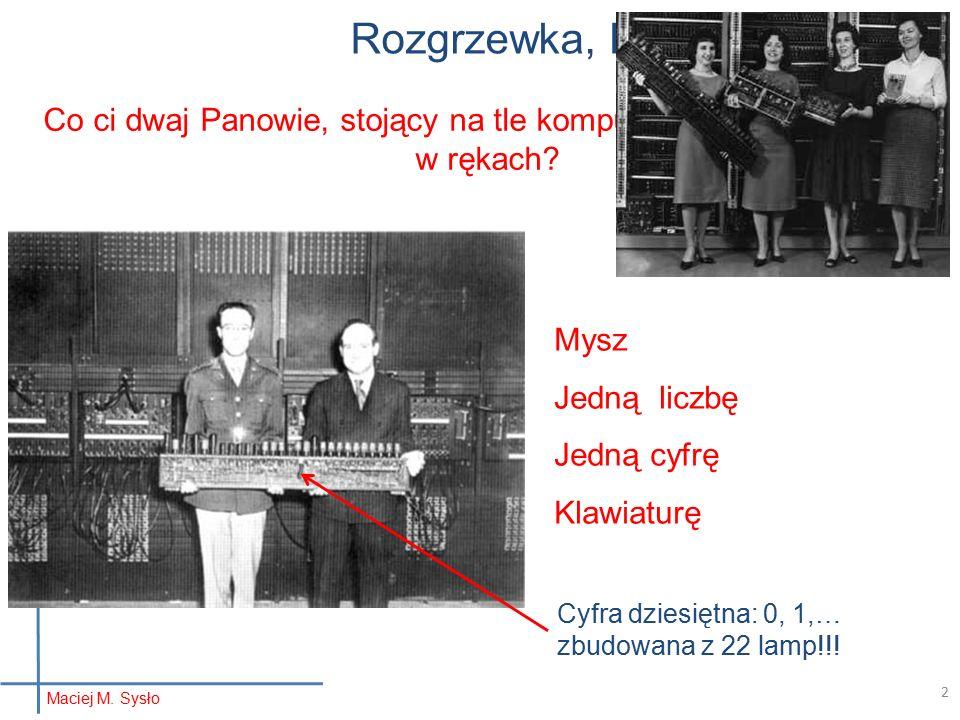 Maciej M.Sysło Liczydła Japonia – Piórnik szkolny początek XX w.