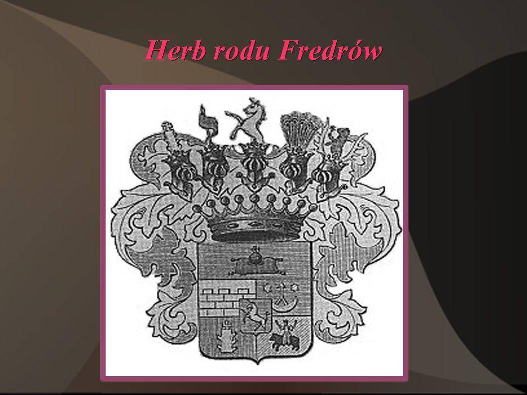 Herb rodu Fredrów