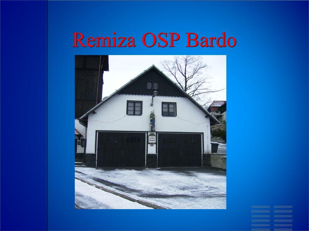 Remiza OSP Bardo