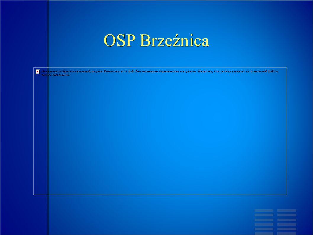 OSP Brzeźnica