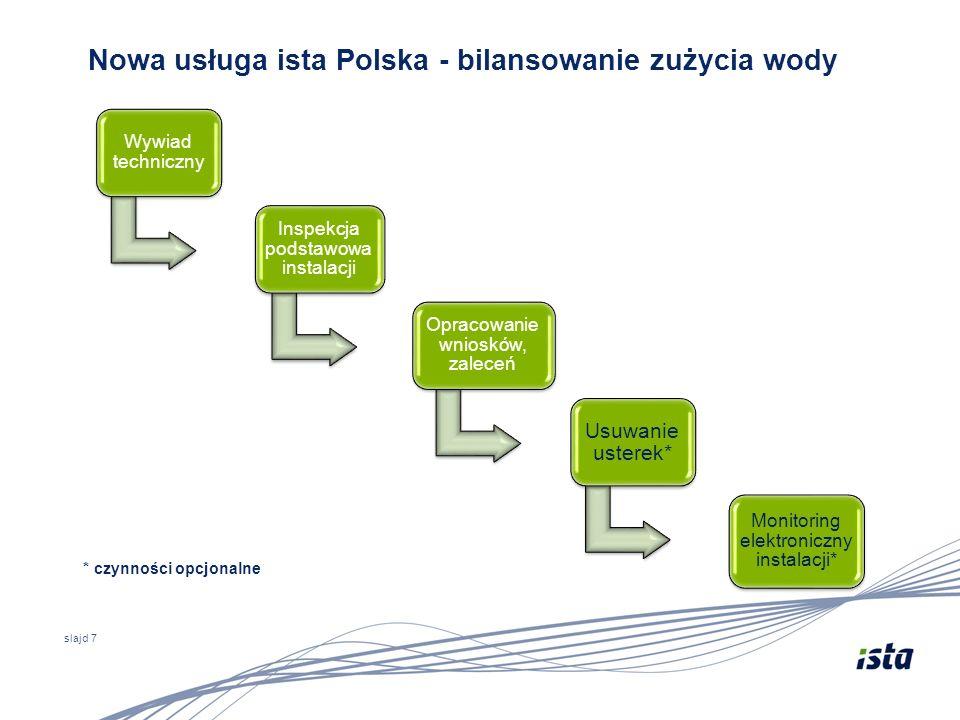 Korzystając z naszego wieloletniego doświadczenia oraz dostępnych nowoczesnych rozwiązań technicznych jesteśmy w stanie zapewnić uzyskanie najmniejszej wartości rozbieżności, jaka w danych warunkach będzie osiągalna Gwarancja ista Polska