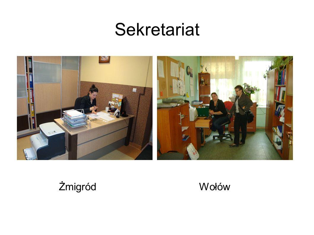 Sekretariat ŻmigródWołów
