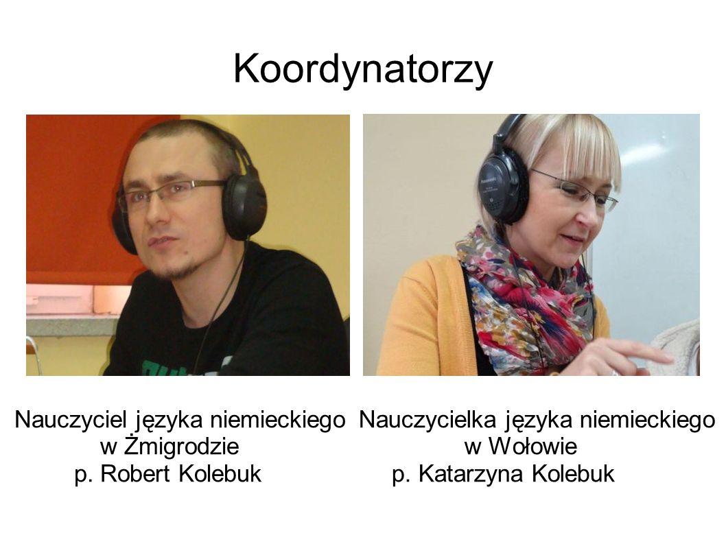 Koordynatorzy Nauczyciel języka niemieckiego w Żmigrodzie p.