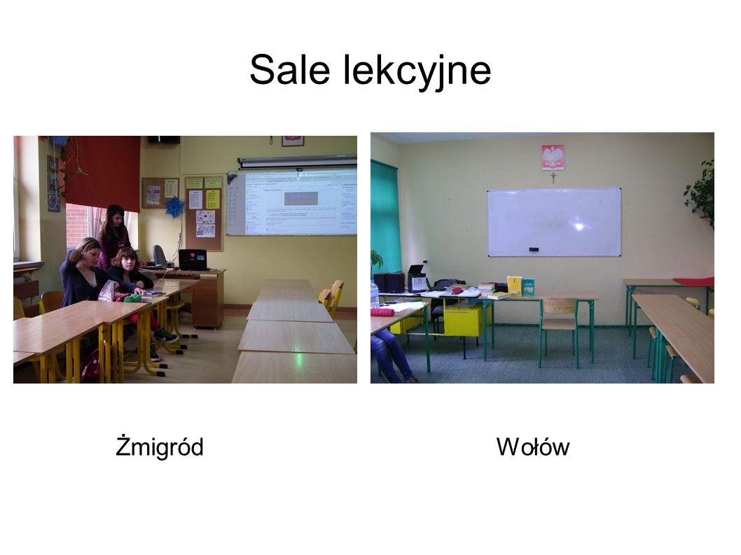 Sale lekcyjne ŻmigródWołów