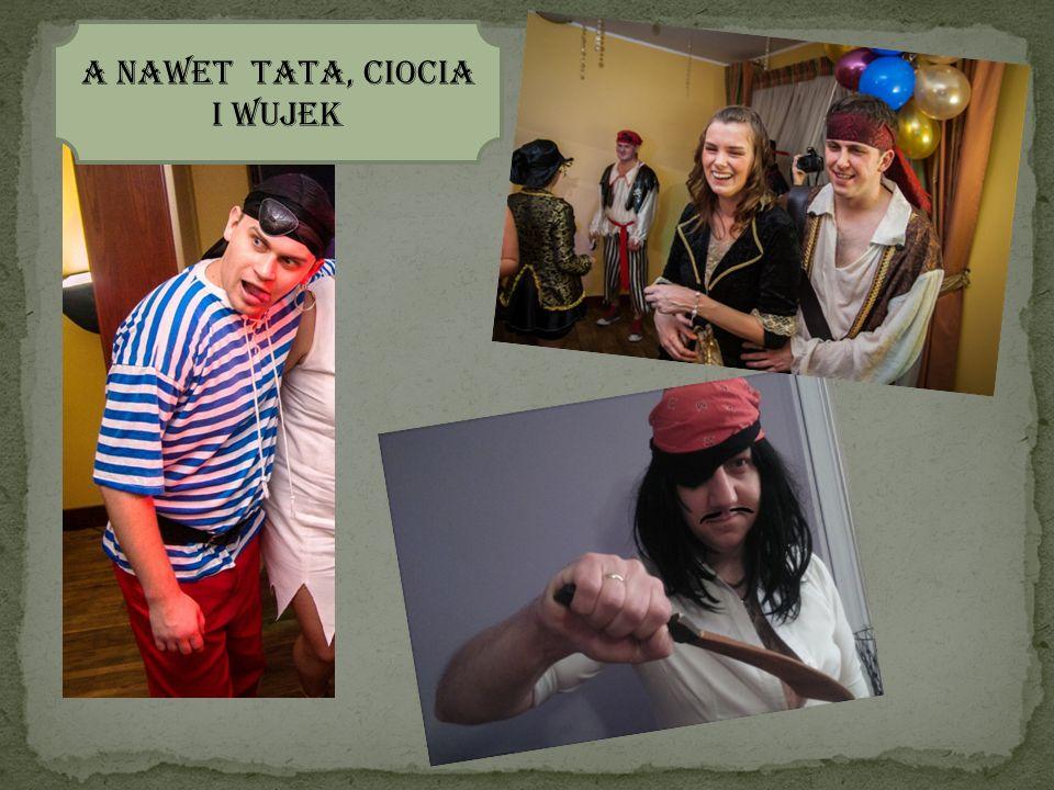 A NAWET TATA, CIOCIA I WUJEK
