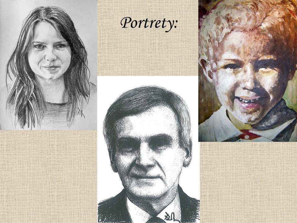 Portrety:
