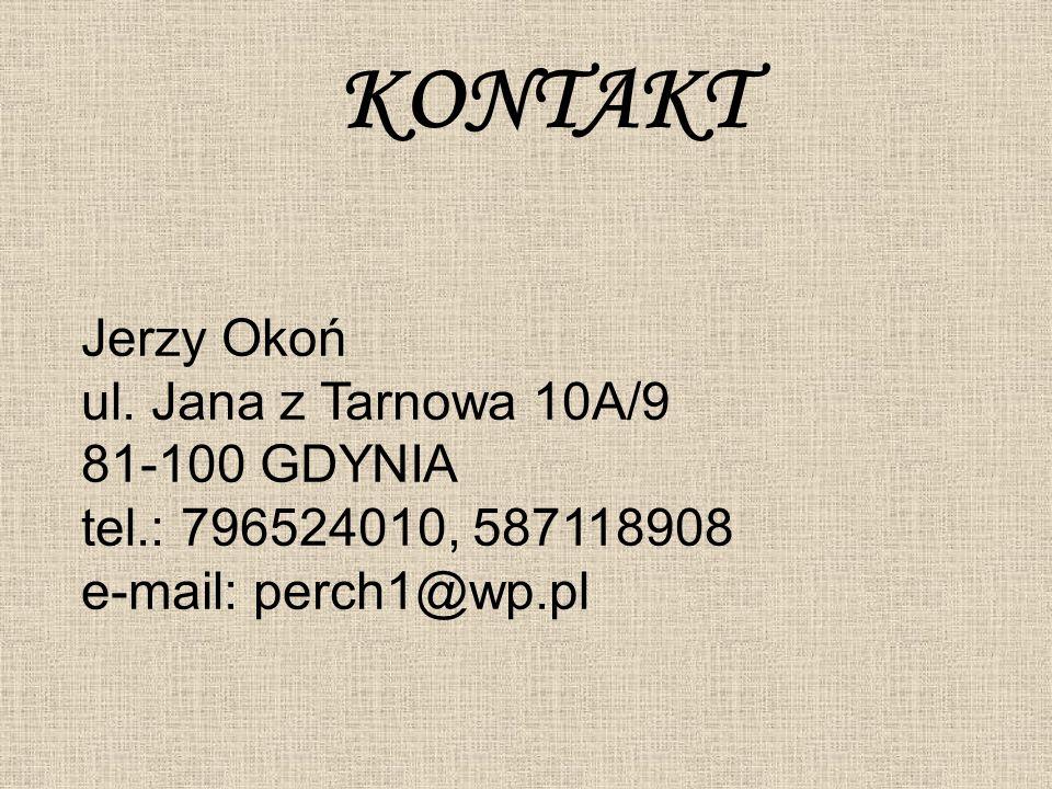 KONTAKT Jerzy Okoń ul.