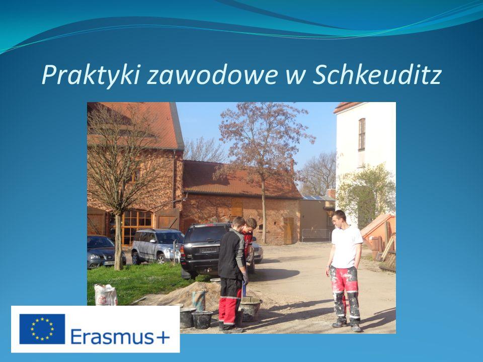 Praktyki zawodowe w Schkeuditz