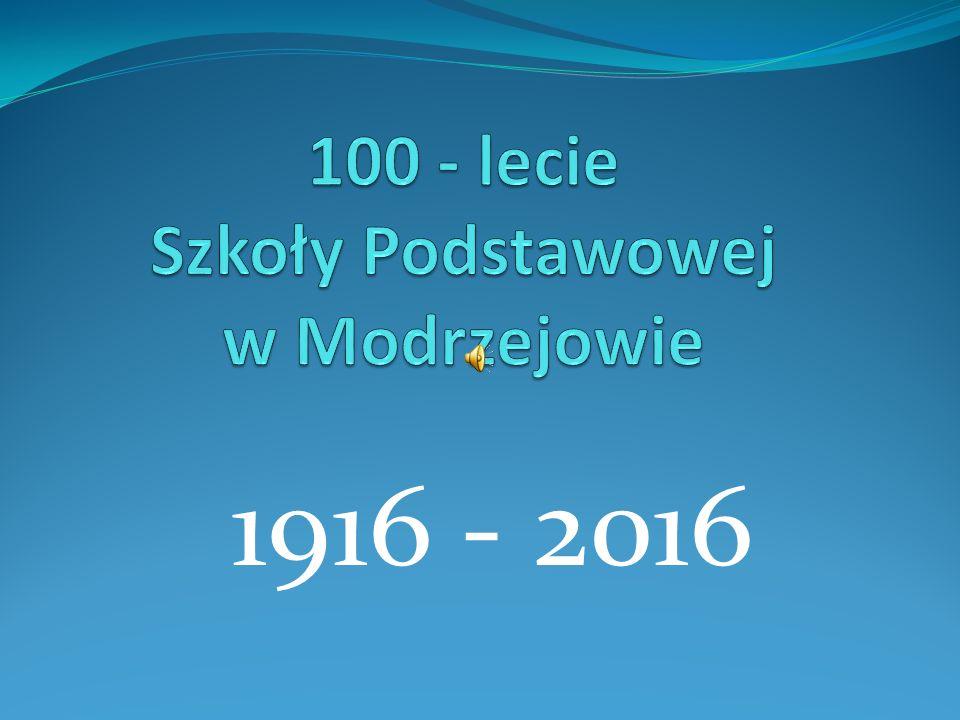 1916 - 2016