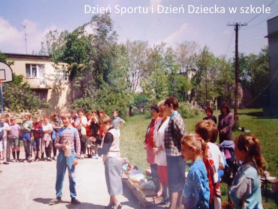 Dzień Sportu i Dzień Dziecka w szkole